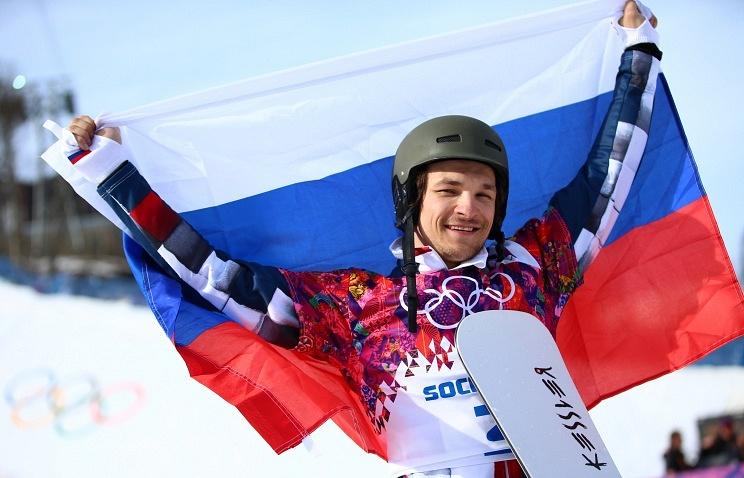 Российский сноубордист Виктор Вайлд