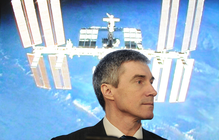 Начальник Центра подготовки космонавтов Сергей Крикалев