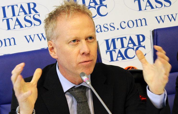 Советник по вопросам культуры Посольства Швеции в России Мортен Франкбю