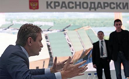 Губернатор Краснодарского края Александр Ткачев. Фото ИТАР-ТАСС/ Денис Вышинский