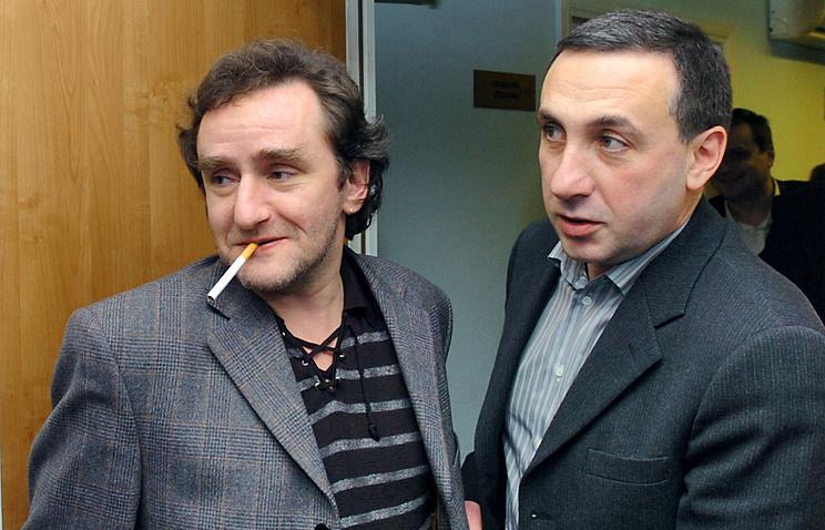 Илья Черкасов и Евгений Гинер