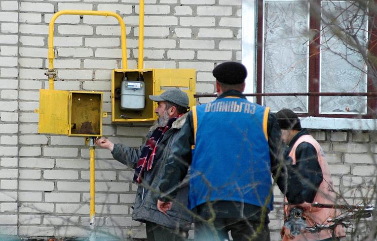 Проверка газового оборудованя в частном доме на Украине