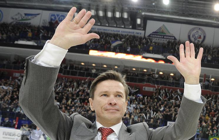 Виктор Быков