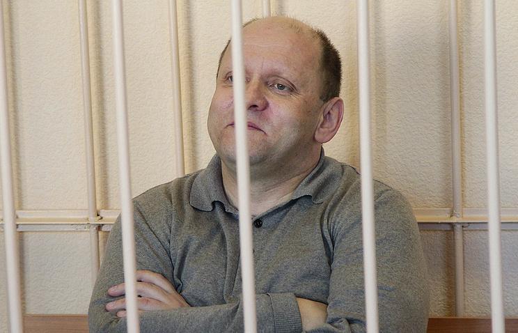 Бывший министр спорта и туризма Челябинской области Юрий Серебренников