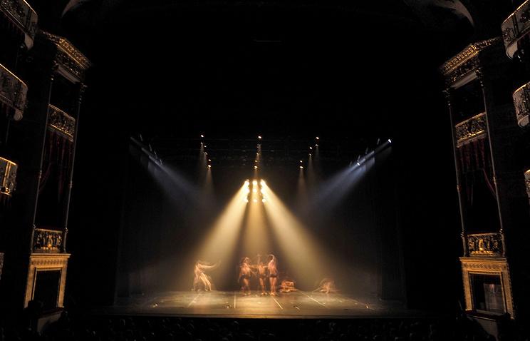 Открытие XIII Международного фестиваля балета Dance Open