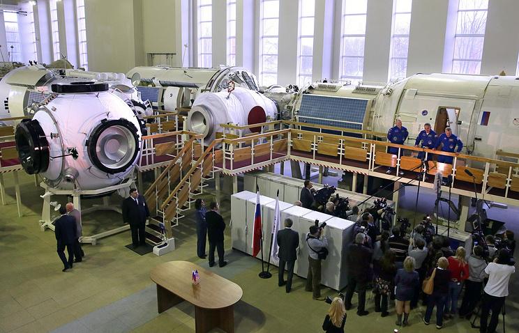 Центр подготовки космонавтов в Звездном городке, архив