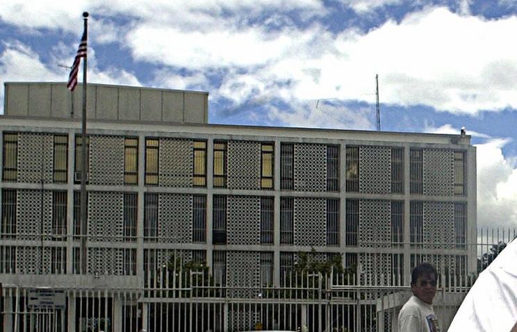 Посольство США в Кито