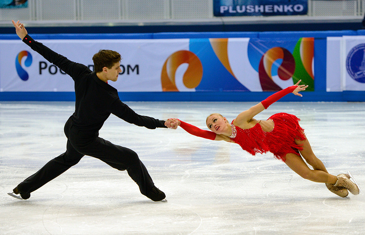 Александр Энберт (слева)