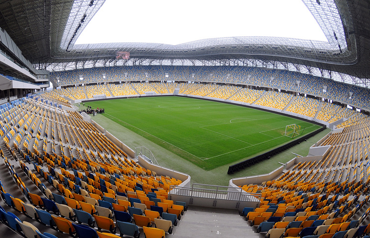 """Стадион """"Арена Львов"""""""
