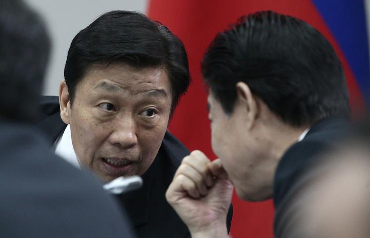 Заместитель Председателя КНР Ли Юаньчао
