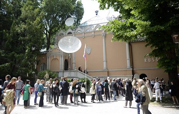 Российский павильон в Венеции