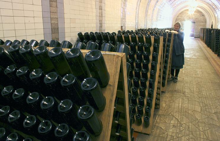 """Завод шампанских вин """"Новый Свет"""""""