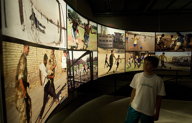 Музей футбола в Сан-Паулу