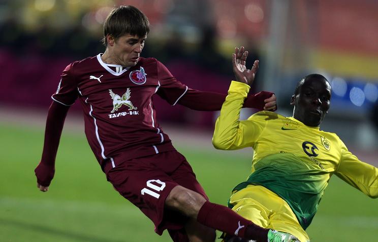 Дмитрий Торбинский (слева)