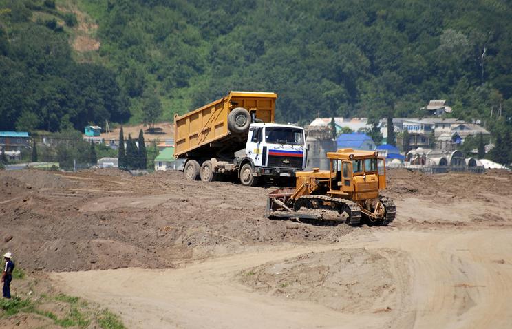 Подготовка стройплощадки под жилищное строительство