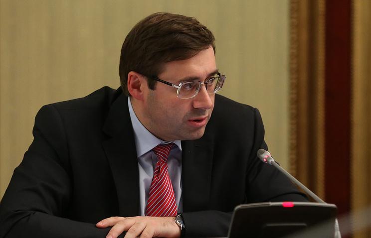 Первый заместитель председателя Центробанка и руководитель службы по финансовым рынкам Сергей Швецов