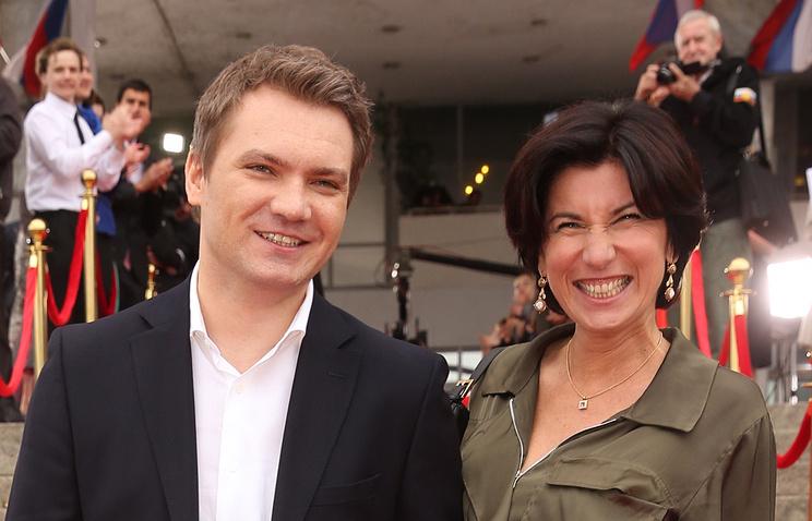 Алексей Зотов и Ирада Зейналова
