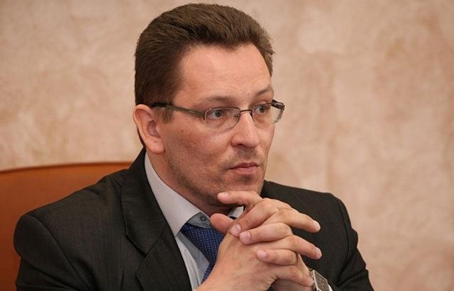Министр спорта Калининградской области Олег Косенков