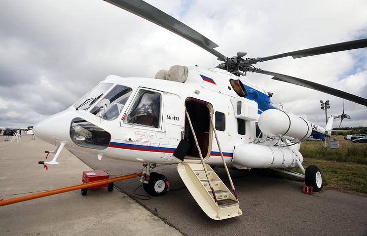Многоцелевой вертолет Ми-171