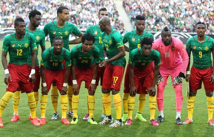 Сборная Камеруна по футболу