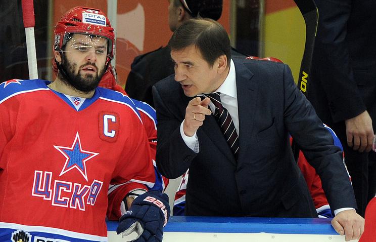 Александр Радулов и Валерий Брагин