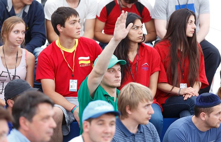 Участники прошлогоднего форума «Машук-2013»