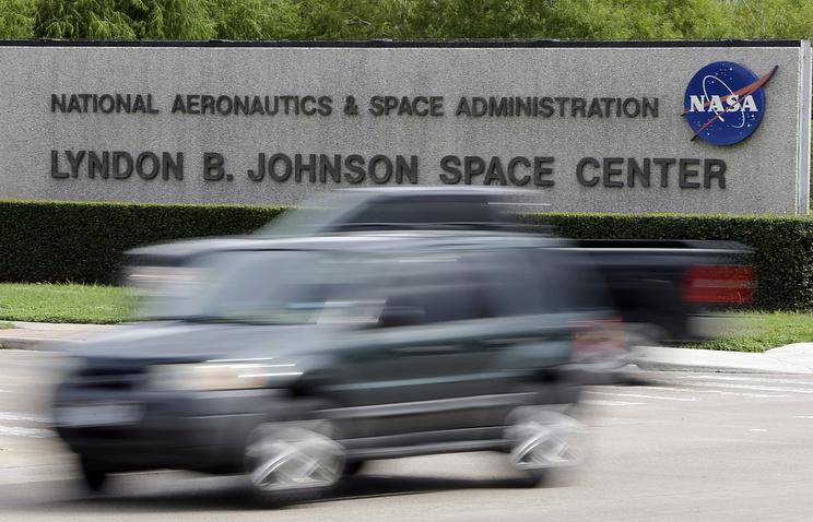 Космический Центр имени Джонсона в Хьюстоне