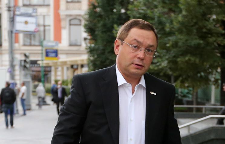 Глеб Фетисов