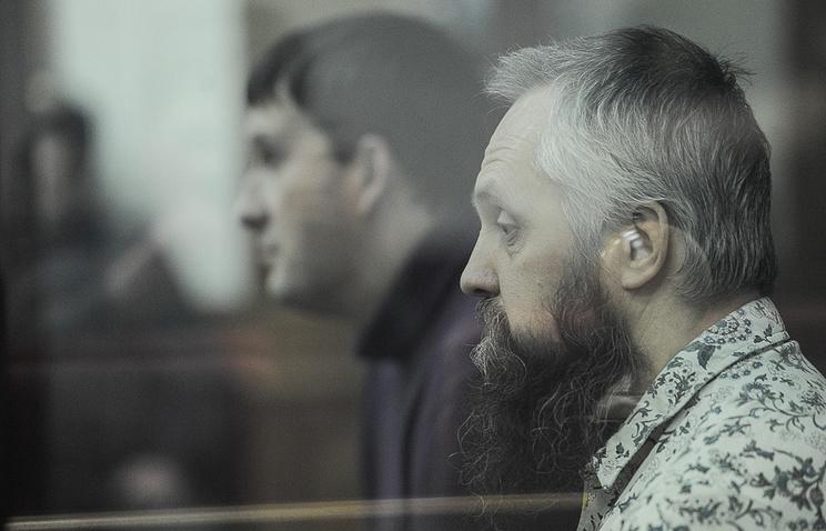 Алексей Савосин и Алексей Карпов (справа налево)