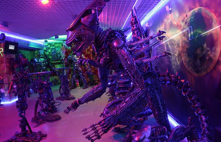 Музей восстания машин
