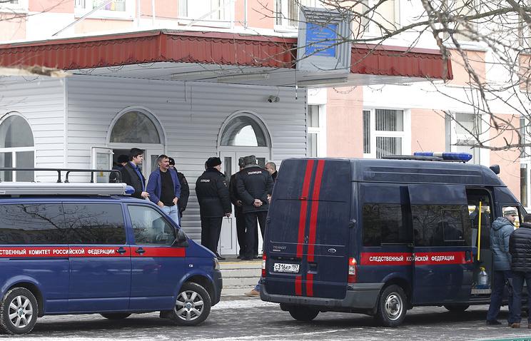 Московская школа №263, 3 февраля 2014 года