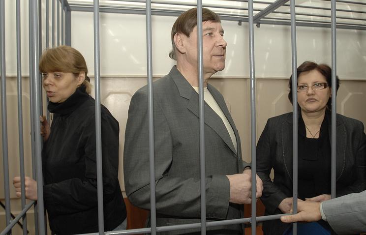 Лариса Мошкина, Николай Карасев и Наталия Карасева