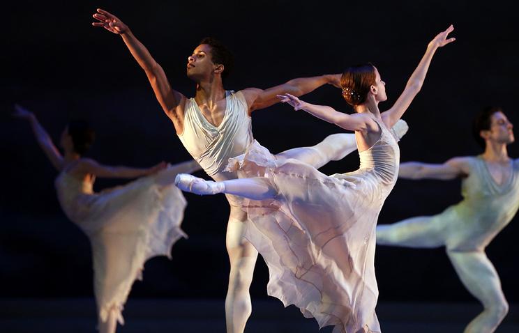 Гастроли лондонского Королевского балета Ковент-Гарден в Москве