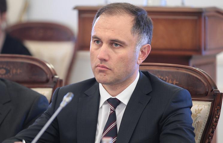 Вице-губернатора Санкт-Петербурга Марат Оганесян