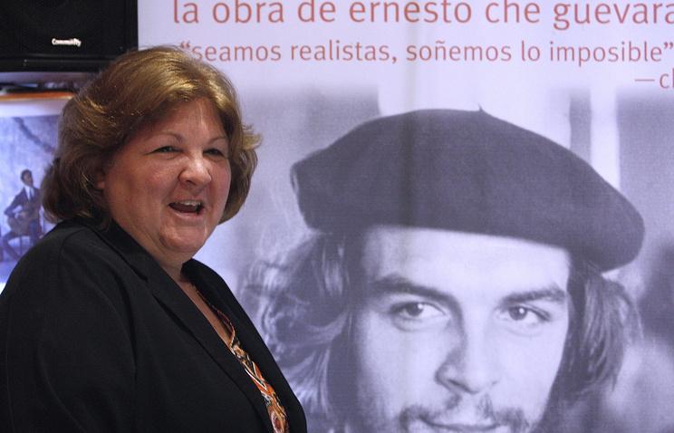 Алейда Гевара