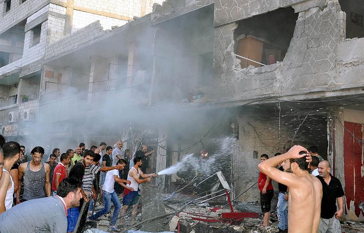Город Хомс