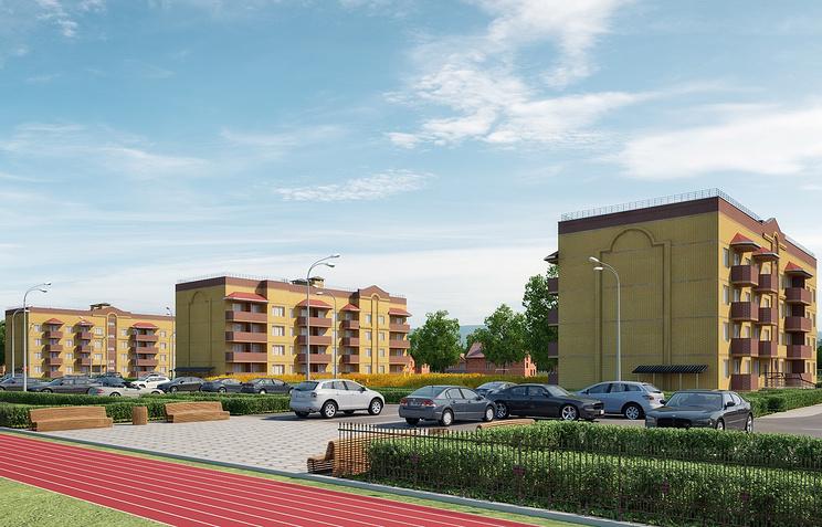 Проект домов для переселения граждан из аварийного жилищного фонда в Тучково.