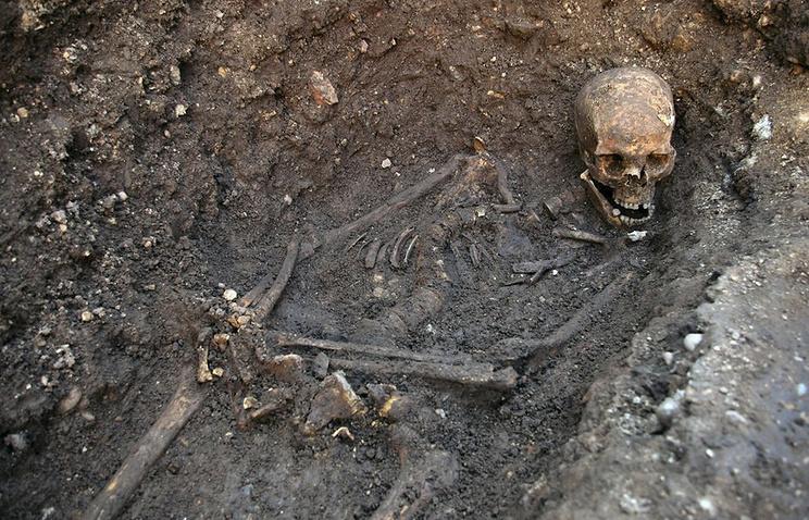 Останки короля Англии Ричарда III
