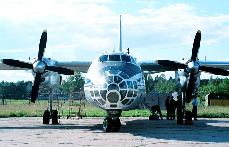 Российский самолет Ан-30Б