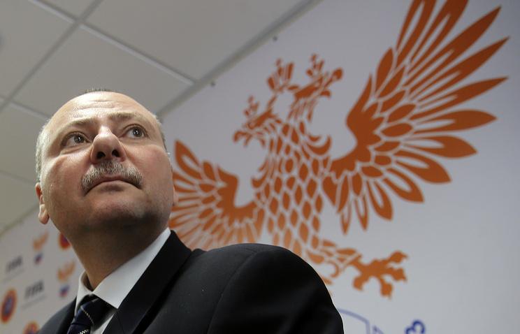 Глава КДК РФС Артур Григорьянц