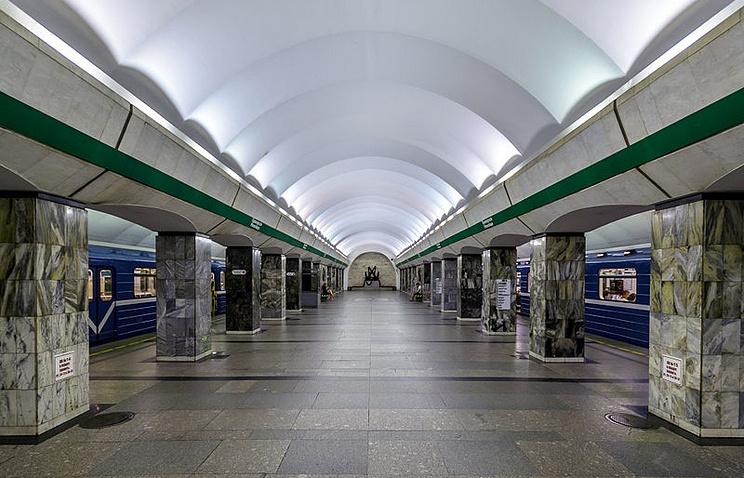 """Станция """"Приморская"""""""