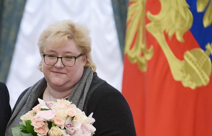 Ирина Мозер