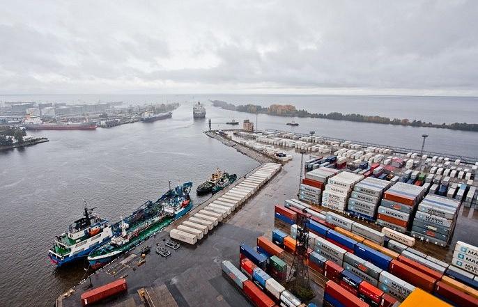 """""""Бронка"""" рвётся в бой: Россия оставит порты Прибалтики и Финляндии без работы"""