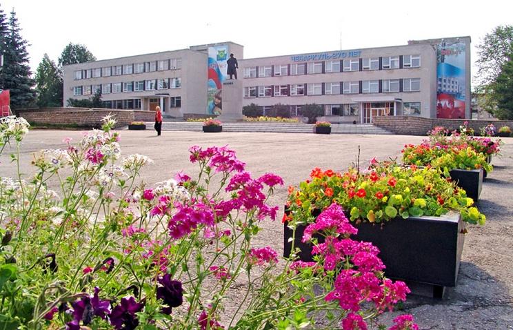 Администрация города Чебаркуль