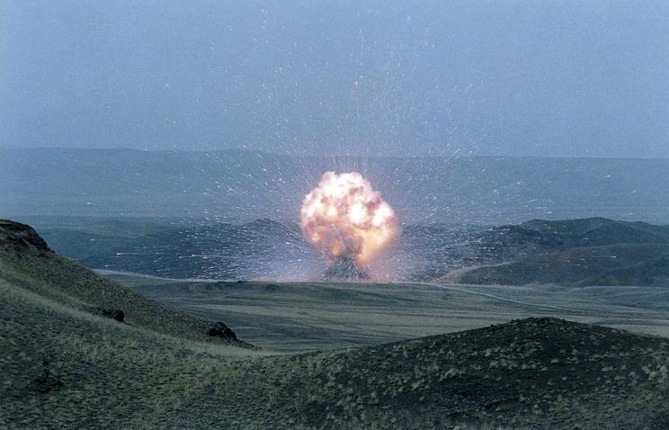 Ликвидация ракет средней и меньшей дальности, 1989 год