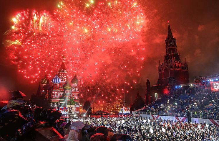 Фестиваль Спасская башня, 2013 год