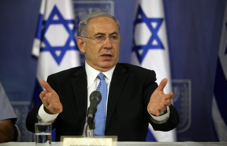 Беньямин Нетаньяху