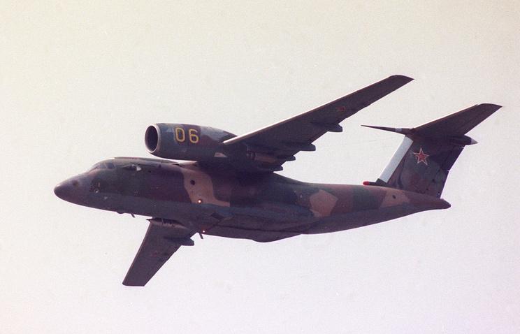 Ан-72, архивное фото, 1992 год