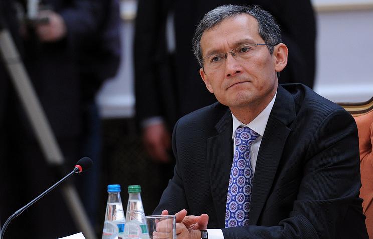 Премьер-министр Киргизии Джоомарт Оторбаев