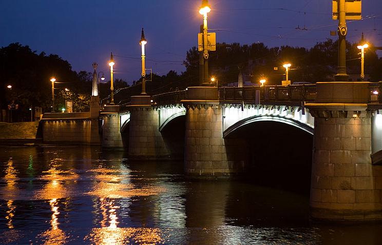 Каменоостровский мост